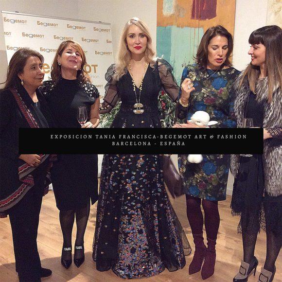 Exposición en la Galería Begemot Art Fashion